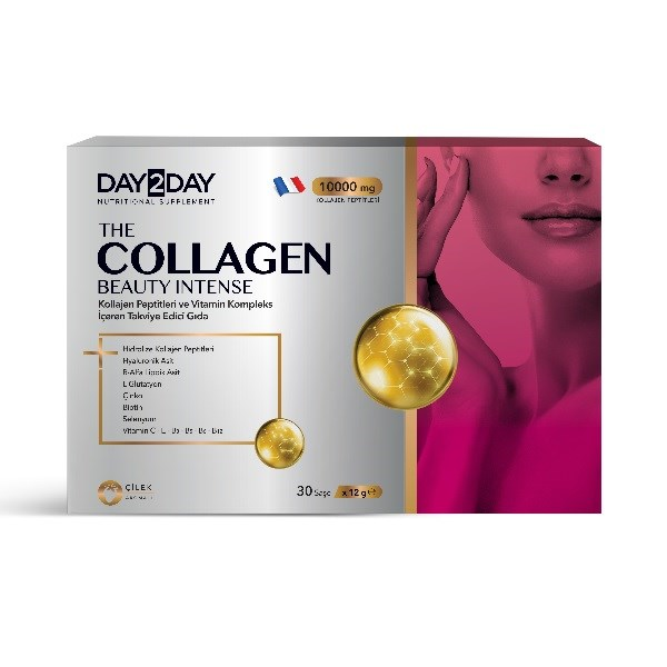 Day2Day The Collagen Beauty Intense 12 g 30 Saşe