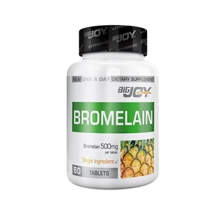 Bigjoy Bromelain 500 mg 60 Tablet