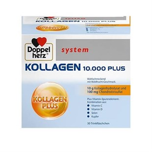 Doppelherz Kollagen 10.000 Plus 30 Flakon