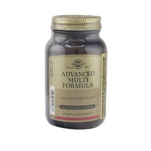 Solgar Advanced Antioxidant Formula 60 Kapsül
