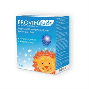 Wellcare Provim Kids 8 ml